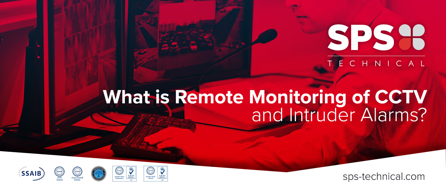 How Does Remotely Monitored CCTV Function?